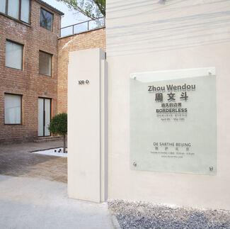 Zhou Wendou: BORDERLESS, installation view