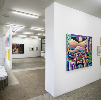 Nude - Group exhibition, installation view