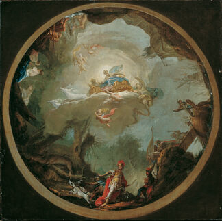 Maria Theresa and the Arts, installation view
