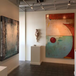 The Language of Abstract, installation view