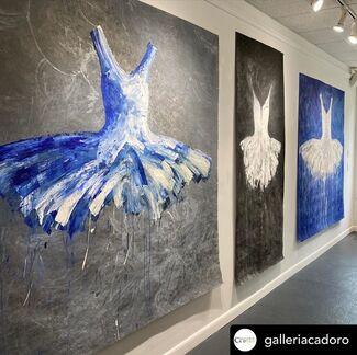 Deeper Blue, installation view