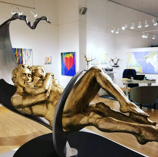 Women in Art 2020: Great Artist Who Just Happen to be Women, installation view