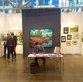 Roberts Gallery Ltd. at Art Toronto 2016, installation view
