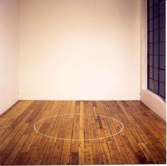 Ian Wilson, installation view