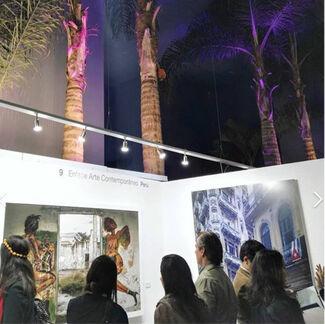 Enlace Arte Contemporáneo at Lima Photo 2016, installation view
