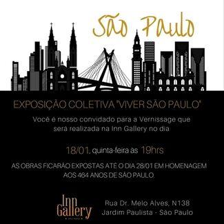 Viver São Paulo, installation view