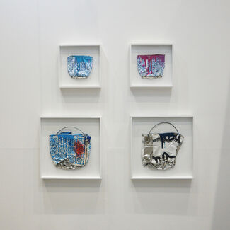 SNOW Contemporary at Art Fair Tokyo 2017, installation view