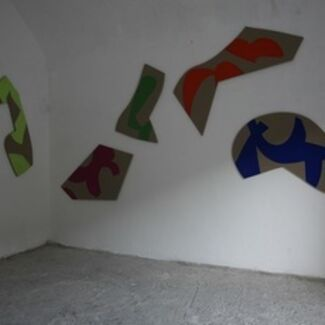 Carla Accardi - Signs, installation view