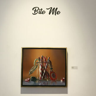 Bite Me: Photorealism From the Kitchen, installation view