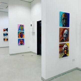 50 by 50 part 5, installation view