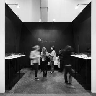 Iker Ortiz at Zona MACO 2015, installation view