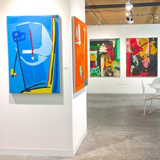 Galerie Richard at VOLTA13, installation view