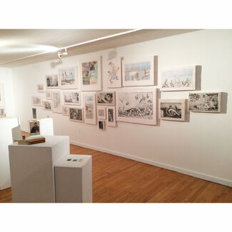 The City Real & Imagined: Urbanism, Identity, and Identification, installation view
