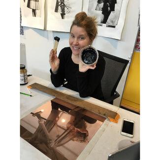 """Modern Day Woman"" Featuring Kelly Reemtsen, installation view"