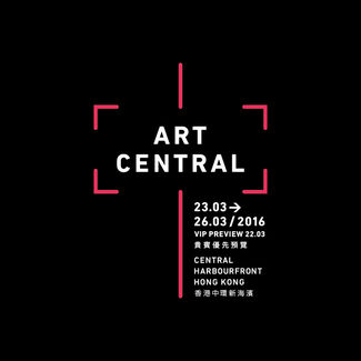 Saihodo Gallery at Art Central 2016, installation view