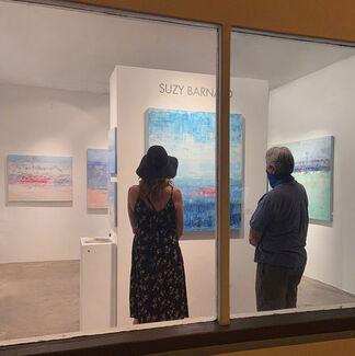 Suzy Barnard - Smooth Passage, installation view
