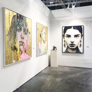 Ransom Art at Art Palm Beach 2018, installation view