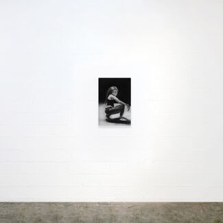 Where are you ?   Jonathan Huxley, installation view