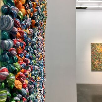 The Mating Dance Of The Unicorn, installation view