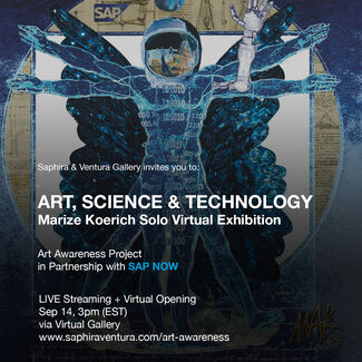 Art, Science and Technology, installation view