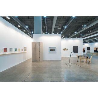 Perrotin at ZⓈONAMACO 2018, installation view