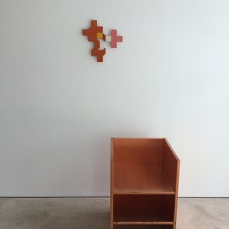 Pard Morrison @ inde/jacobs, installation view