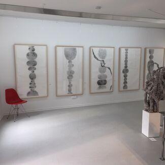 Frederike von Cranach, installation view