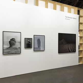 The Ravestijn Gallery at Unseen Photo Fair 2015, installation view