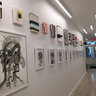 Everyday Icons, installation view