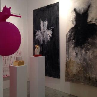 Galleria Ca' d'Oro at CONTEXT Art Miami 2013, installation view