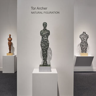 TOR ARCHER | Natural Figuration, installation view