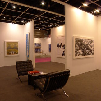 Galerie du Monde at Art Basel Hong Kong 2014, installation view