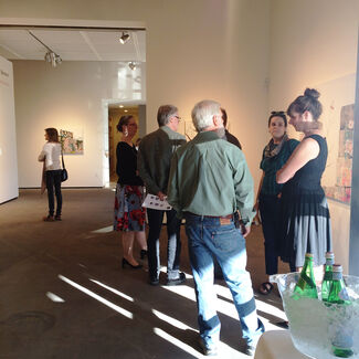 Erik Benson:  Urban Landscapes, installation view