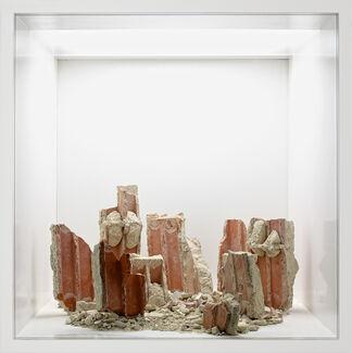 Zvi Hecker – Ruins of Good Intentions @ Der Würfel, installation view
