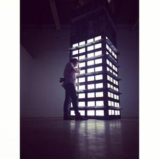 Equipajes Personales (Personal Luggage)- Candelario, installation view