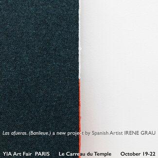 Maus Contemporary at YIA Art Fair #11 Paris 2017, installation view