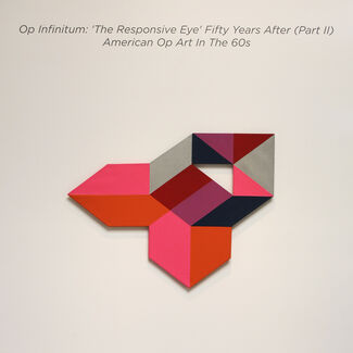 Op Infinitum: 'The Responsive Eye' Fifty Years After (Part II) - American Op Art In The 60s, installation view