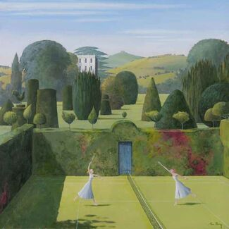 Alan Parry - Solo Exhibition, installation view