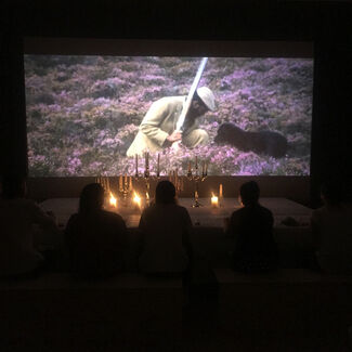 HUGH HAYDEN - The Glorious Twelfth: a food and film pairing, installation view