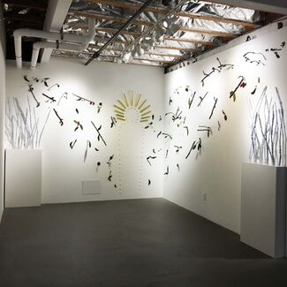 An Affair In The Islands III, installation view