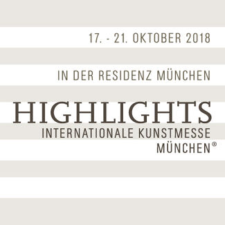Ludorff at Highlights Munich 2018, Residenz, München, installation view
