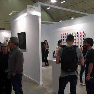 JPS Gallery at SWAB Barcelona 2016, installation view