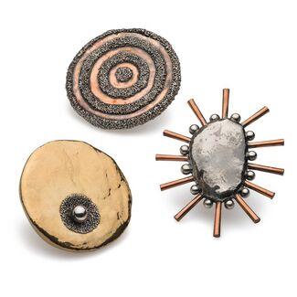 Italian Artists as Jewellers, installation view