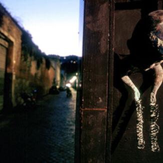 Enzo Cucchi - Le donne sono entrate nell'arte  andiamo dall'altra parte, installation view