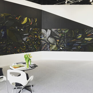 Chimento Contemporary at VOLTA NY 2017, installation view