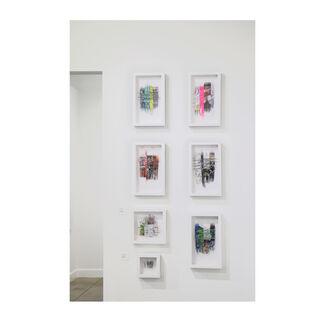 Ephermeral Embrace at Artplex Gallery, installation view