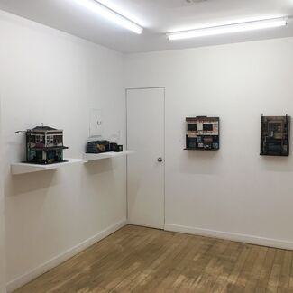 New Realities, installation view