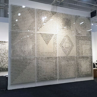 Space 776 at Art New York 2017, installation view