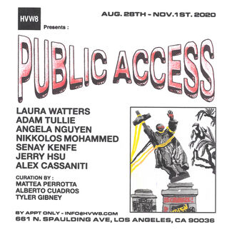 Public Access, installation view