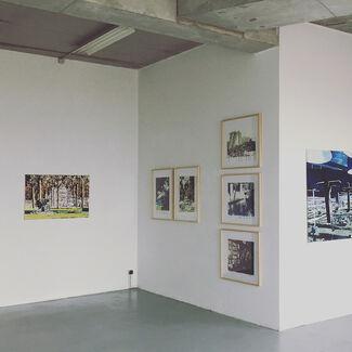 A Hermit's Dream — Colin Waeghe, installation view